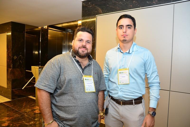 Willian Sa e Nelson Fernando