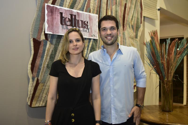 Ana Fiuza e Guilherme Albuquerque