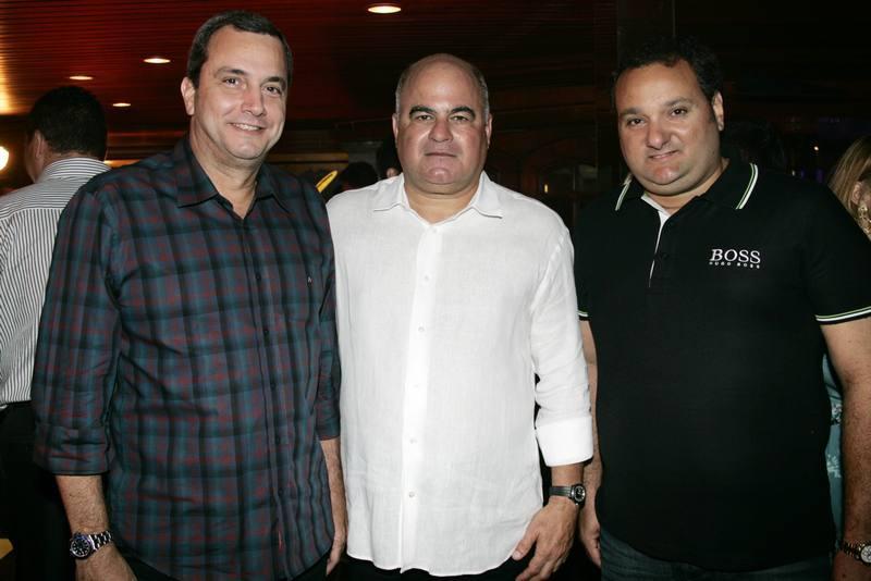 Kalil Otoch, Luciano Cavalcante e Patriolino Dias