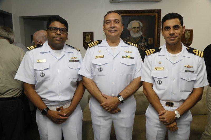 Capitania dos Portos celebra os 45 anos da Sociedade de Amigos da Marinha do Brasil Ceará