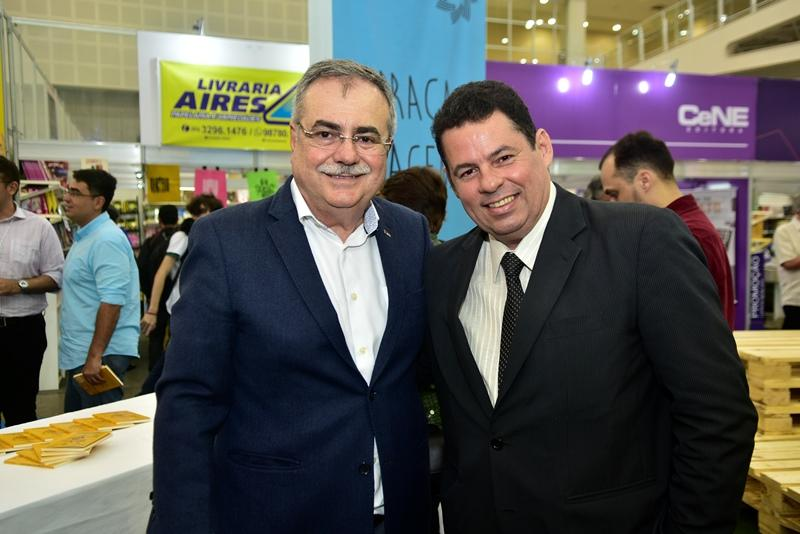 Assis Cavalcante, Gerlano Costa