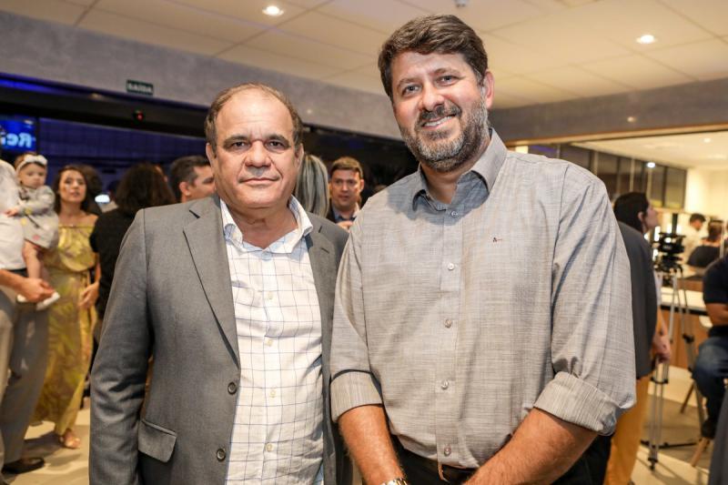 Roberto Moreira e Rafael Rodrigues