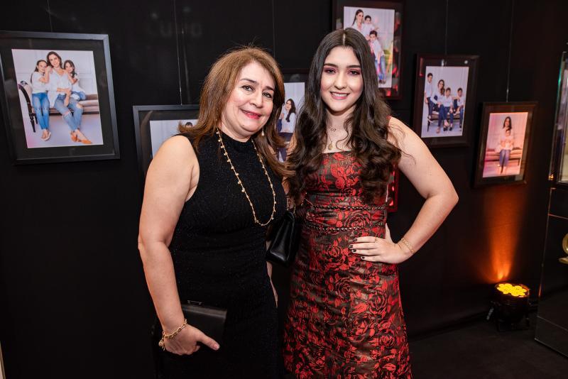 Rita e Maria da Gloria Feitosa