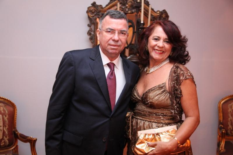 Juvenal e Fatima Duarte