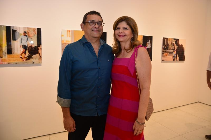 Jose e Ivana Guedes