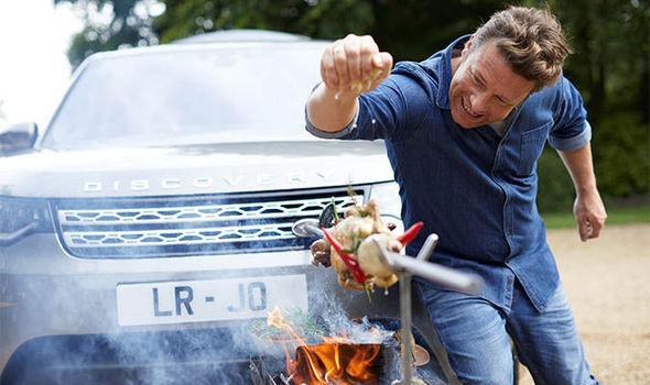 Land Rover cria Discovery dos Sonhos para Jamie Oliver