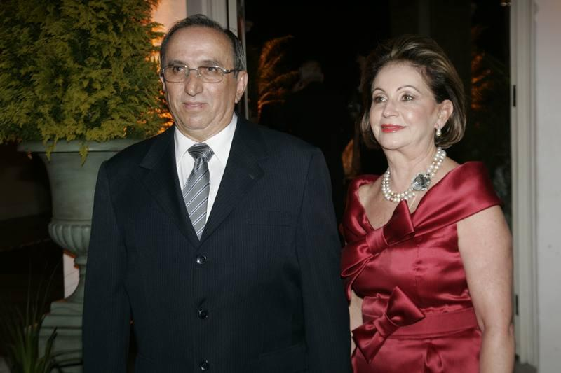 Fernando Frota e Fatima Veras