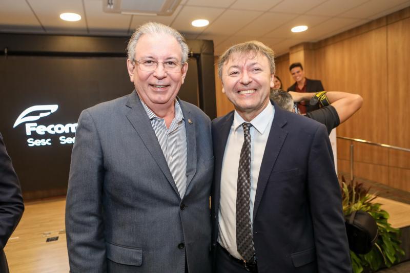 Ricardo Cavalcante e Mauricio Filizola