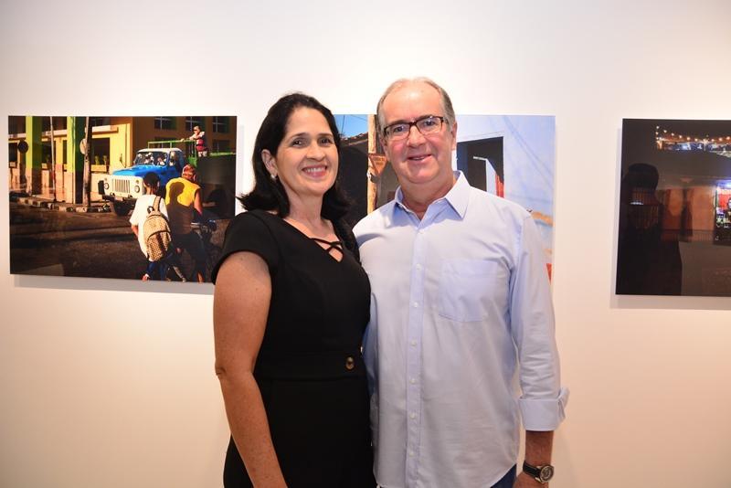 Sonia Camara e Antonio Brito