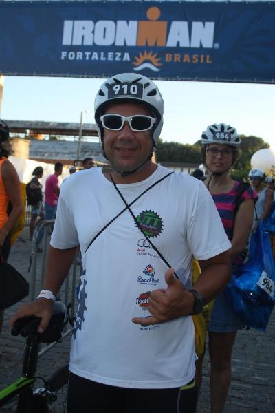Pedro Henrique Bike Check in