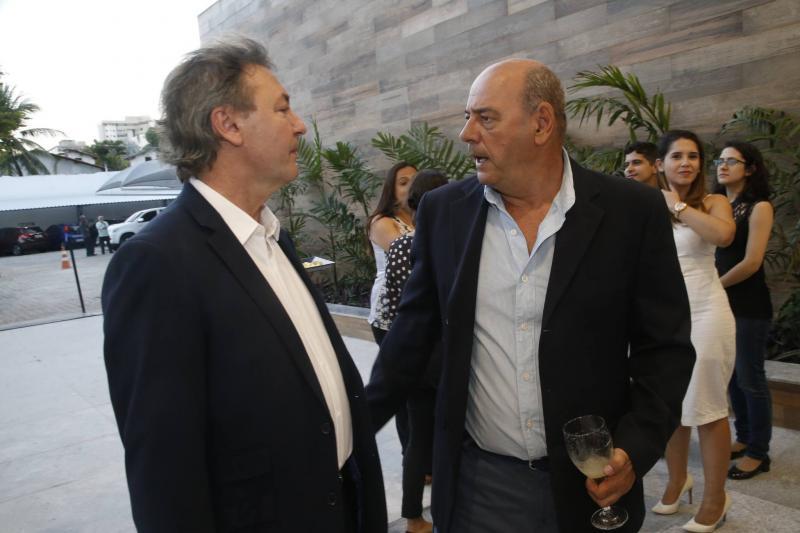 Mauricio Filizola e Fernando Travessoni