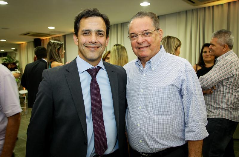 Raul Amaral e Valman Miranda