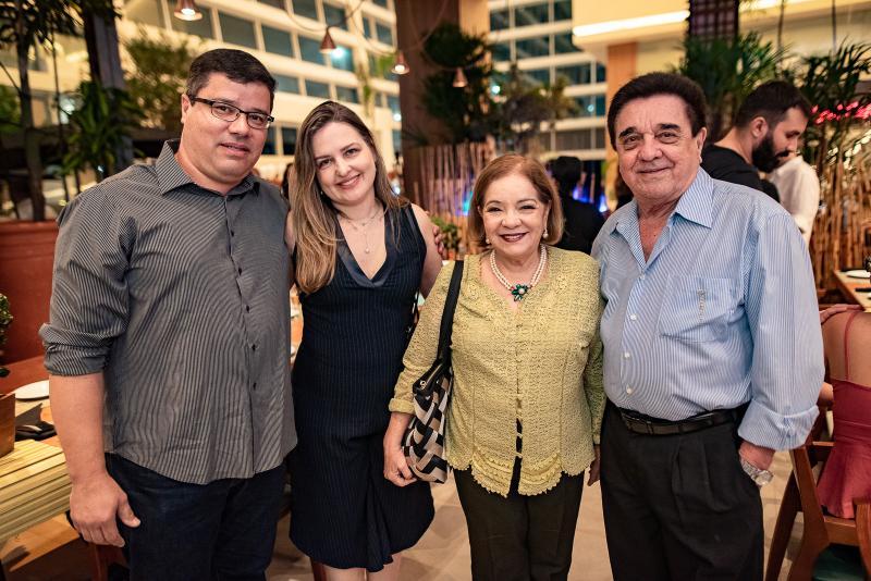 Flavio Filgueiras, Cristiana Filgueras, Eliane Flavio Filgueiras