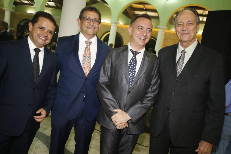 Germano Albuquerque, Ze Guedes, Flancklin Dantas e Flavio Melo