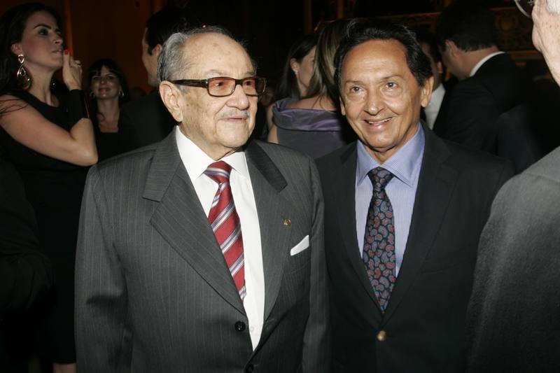 Paes de Andrade e Fernando Cesar Mesquita