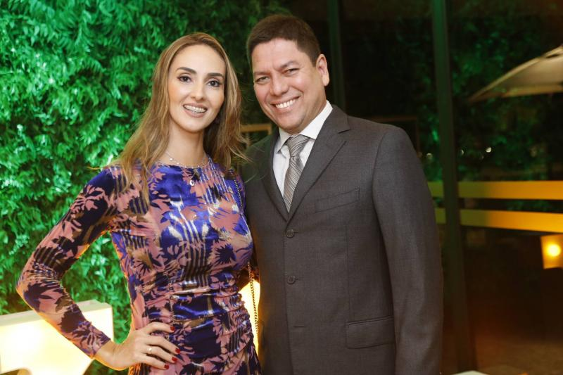 Vanice Meireles e Henrique Daniel