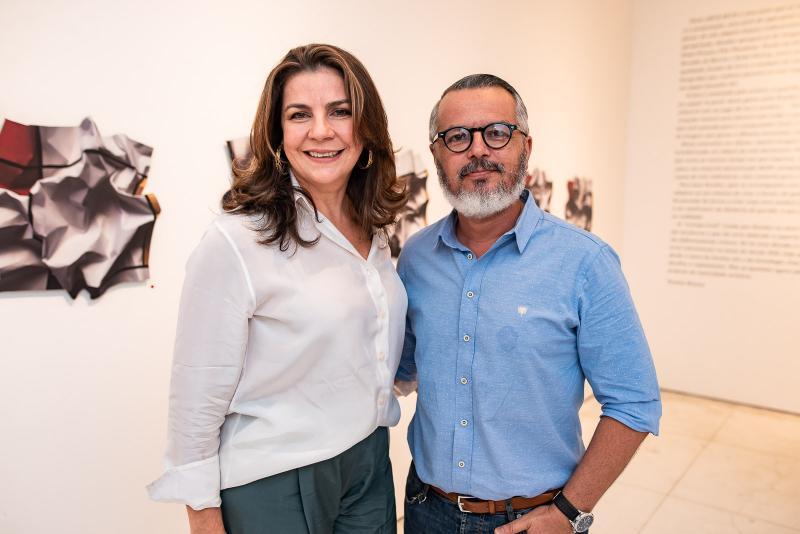 Daniela Fiuza e Eugenio mendonca
