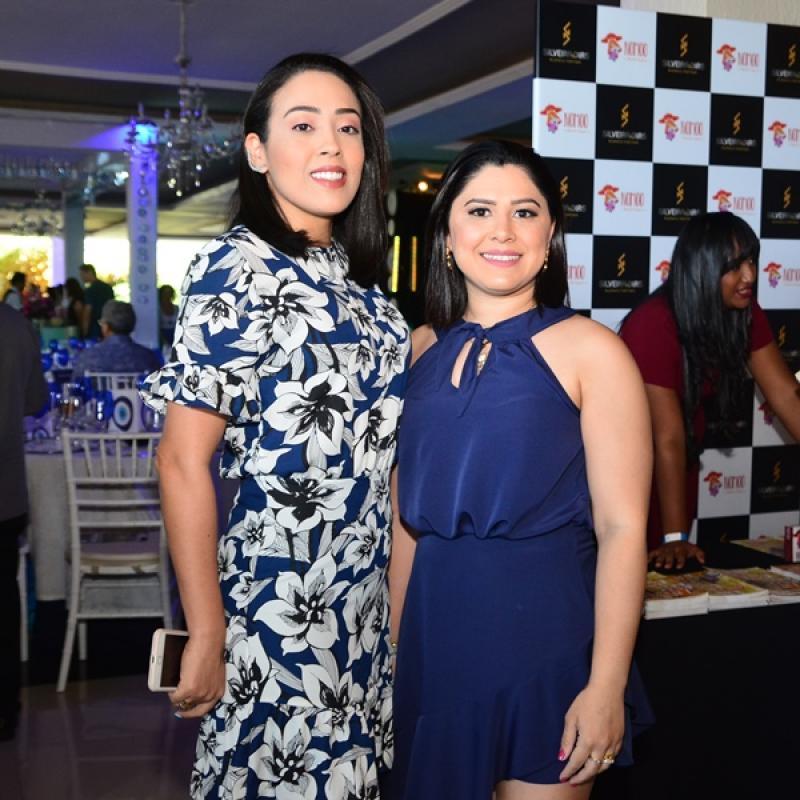 Aline Miranda Costa e Virginia Freire