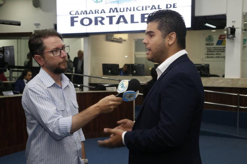 Alisson Oliveira e Davi Benevides