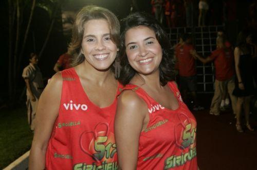 Danielle Frota e Mariana Leitao