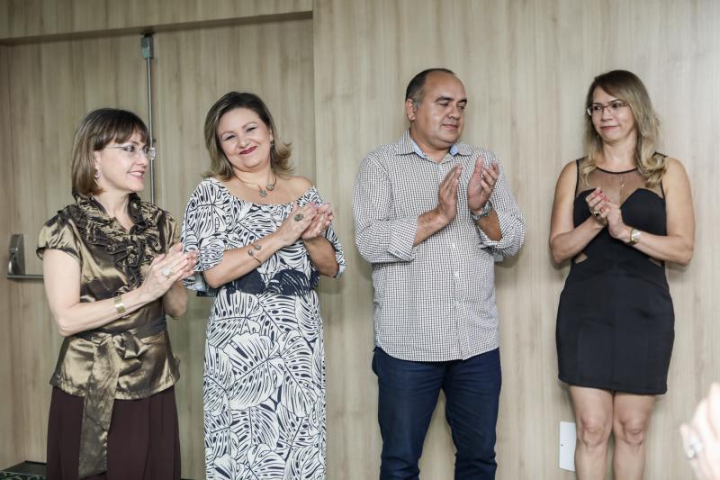 Circe Jane, Estela Pavan, Marcelo Araujo e Adriana Mourao