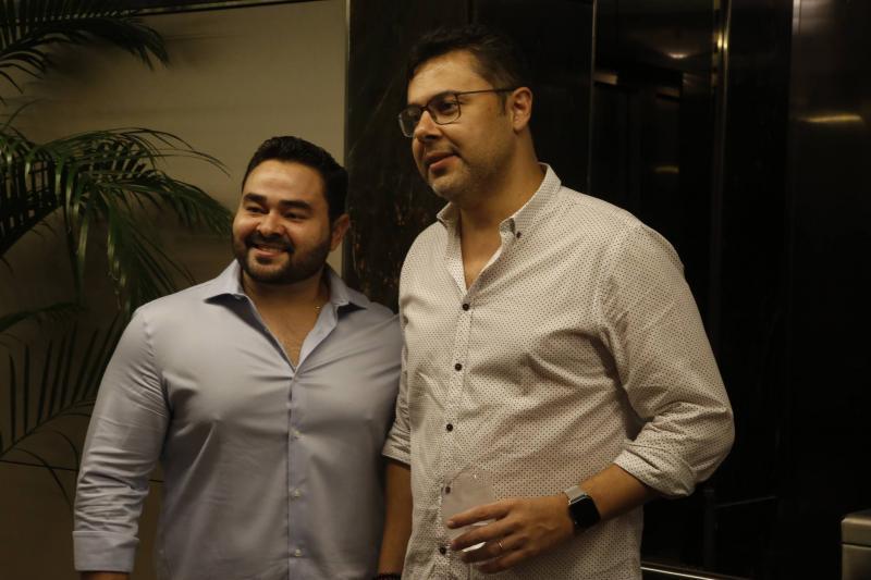 Robson Magalhaes e Gustavo Cruz