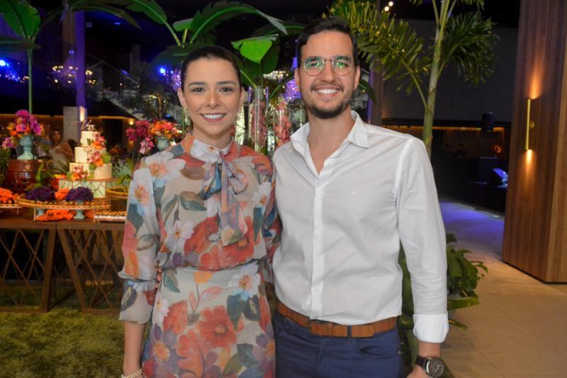 Larissa e Celso Correa