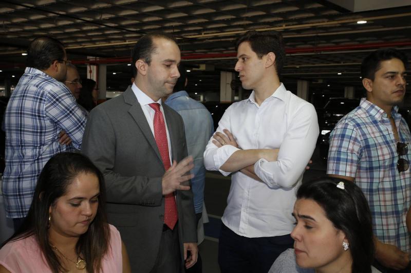 Yuri Rocha e Thiago Aguiar
