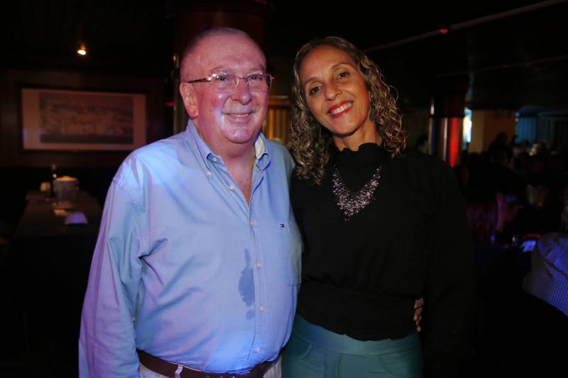 Valmir Pontes e Eunir Saker