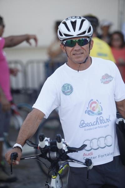 Carvalho Junior Bike Check in