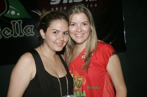 Luciana Rola e Lurdinha Brasil