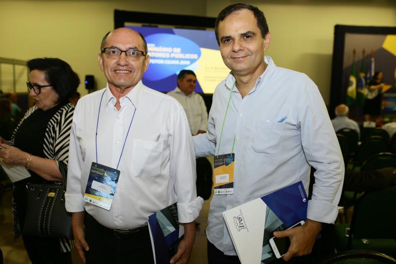 Paulo Virgilho e Carlos Bruno