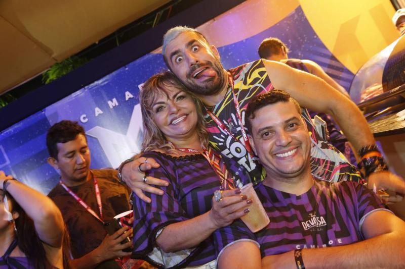 Thea Moreira, Kaizar e Jeferson Vicente