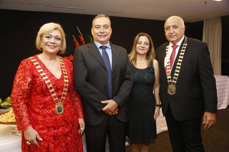 Priscila Cavalcante, Simone e Madson Cardoso e Epitacio Vasconcelos