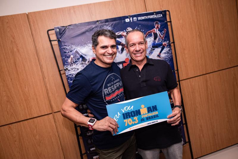 Marcos Gomes e Ricardo Cavalcante
