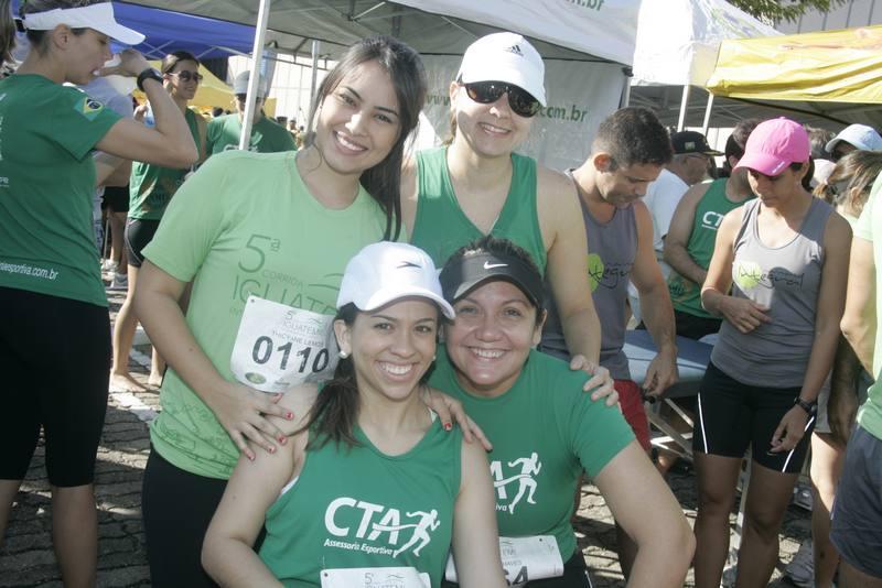 Ticiane Pineiro, Marta Veloso, Paula Goiana e Shirley Chaves