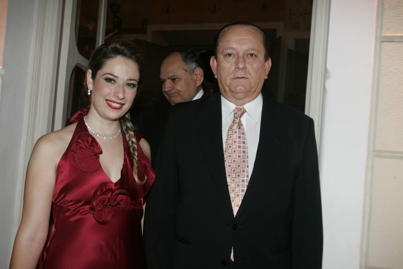Silvinha de Castro e Rafael Leal