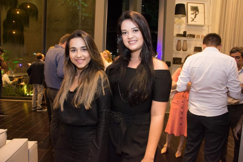 Kassia Eloia e Natasha Meline