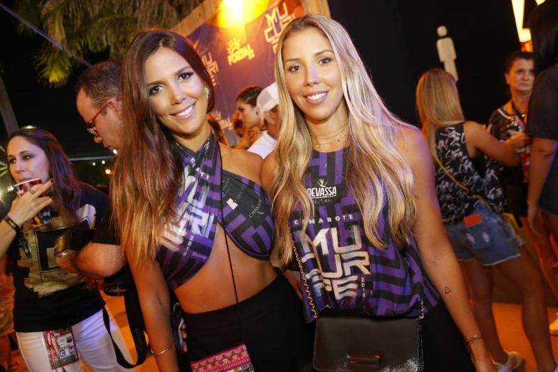 Camila Militao e Raissa Rodrigues