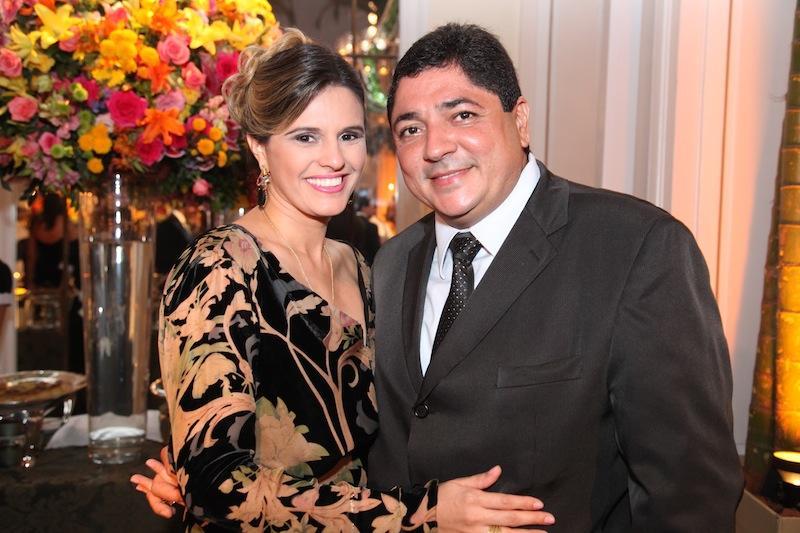 Marilia e Cid Peixoto