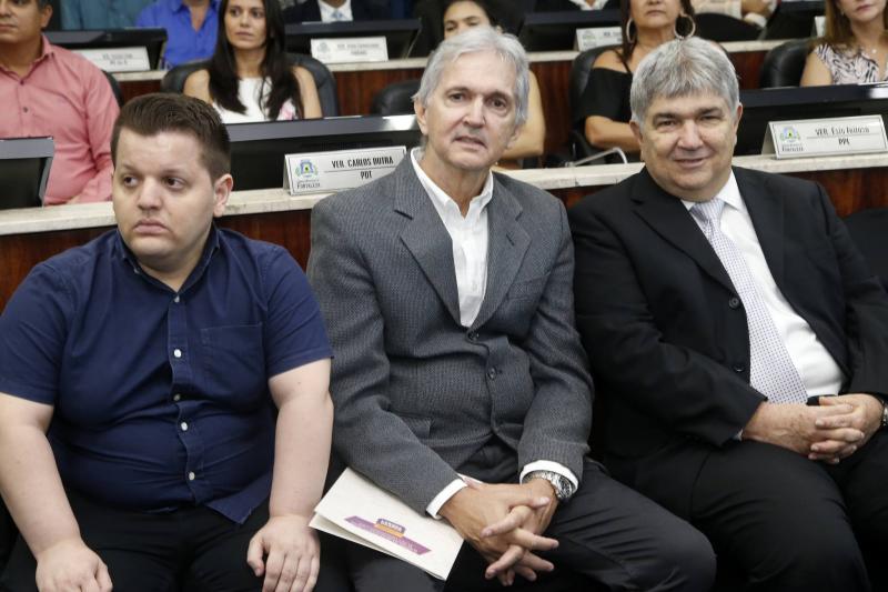 Bruno e Luiz Goiana e Carlos Eduardo Benevides