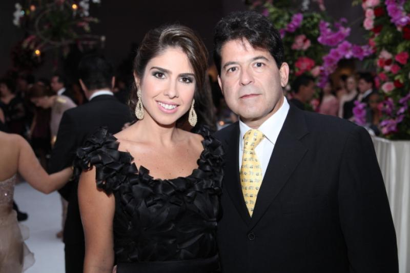 Rafaela e Deib Otoch