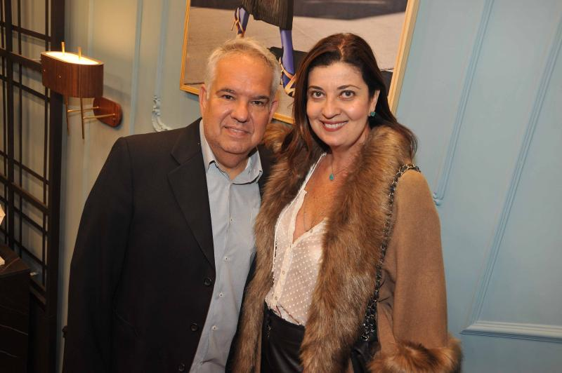 CELSO FERNANDES E ELAINE CARVALHO
