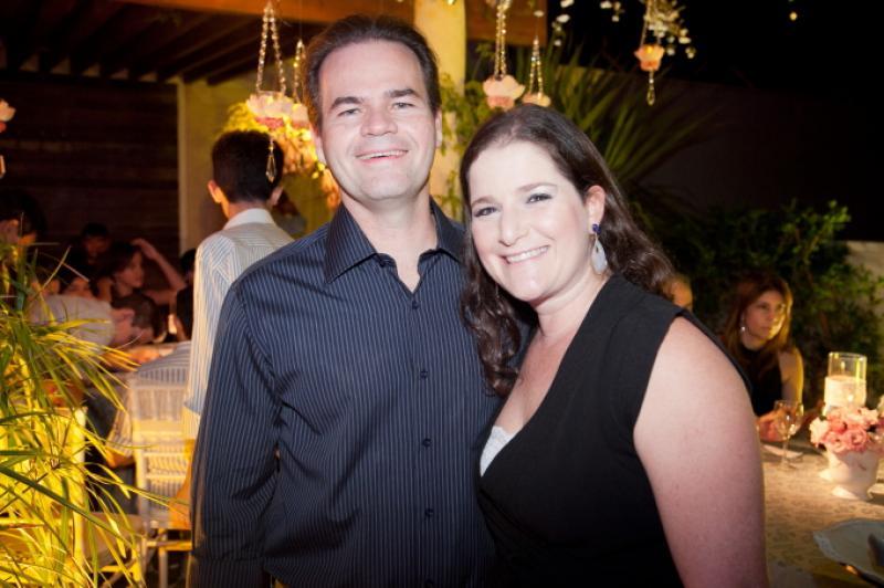 Jorge e Monica Pinheiro