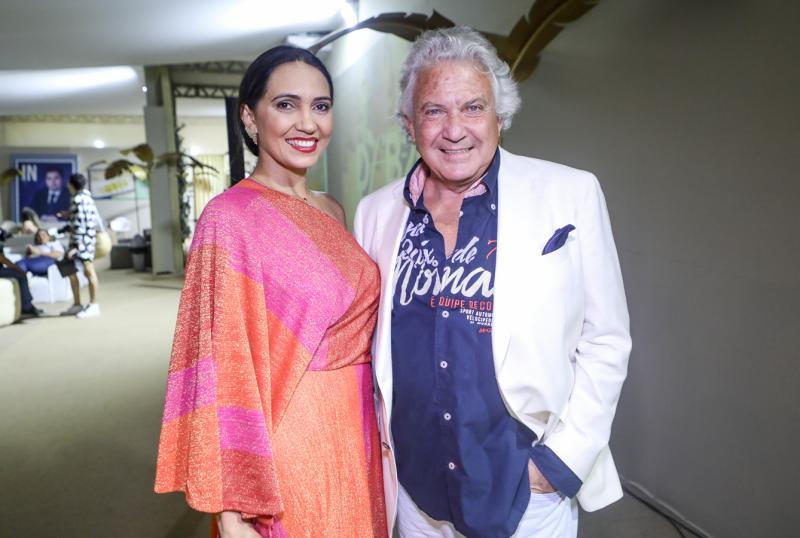 Clea Girao e Giorgio Bonelli