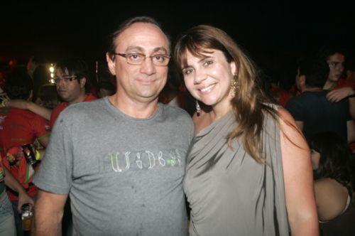 Tin e Joyce Gomes