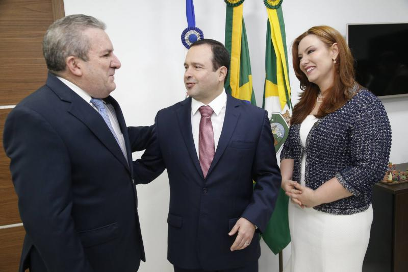 Jaime Cavalcante, Igor e Aline Barroso