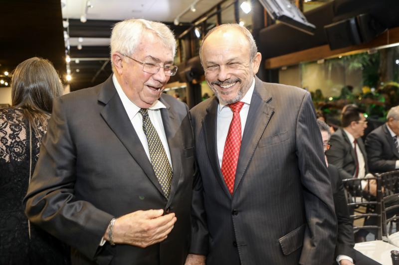 Roberto Macedo e Honorio Pinheiro