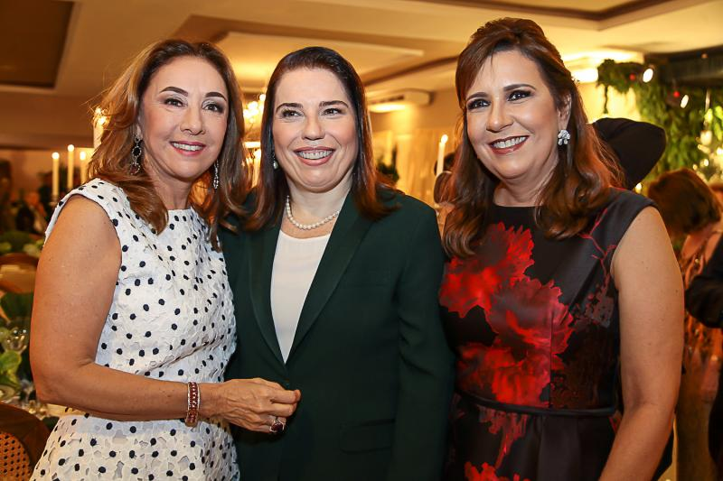 Monica, Denise e Angela Bezerra