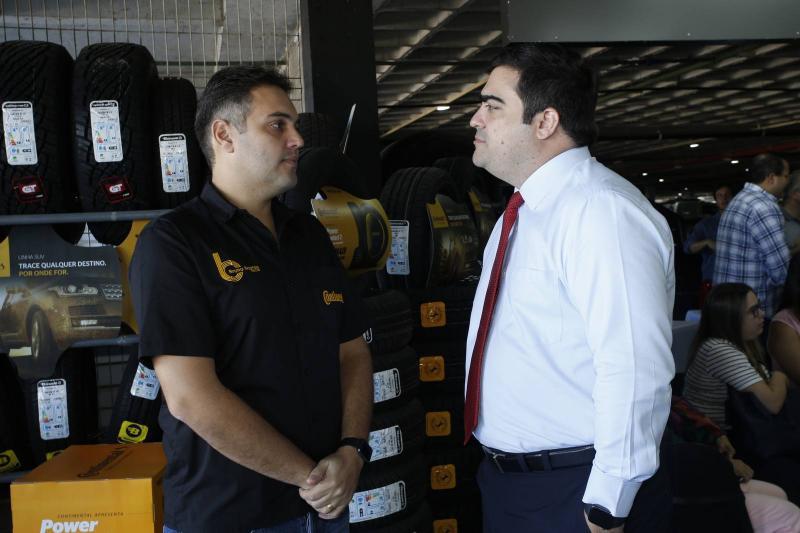 Bruno Bastos e Gabriel Magalhaes